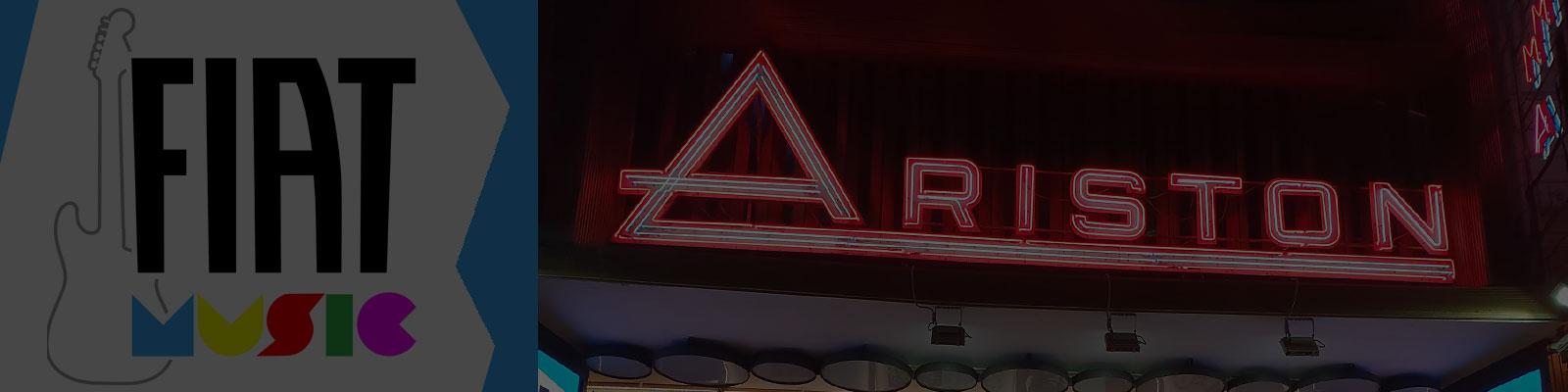 FIAT MUSIC 2018: serata finale al Teatro Ariston di Sanremo