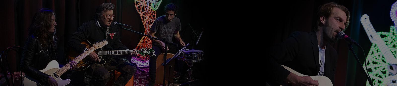 BARONE ROSSO | Bobby Solo, Giulio Casale, Massimiliano Pani
